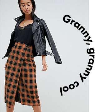 Granny, granny cool