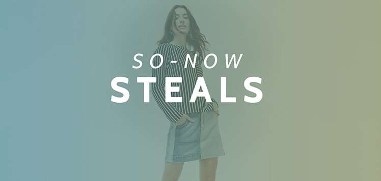 All $29.99: So-Now Women's Style