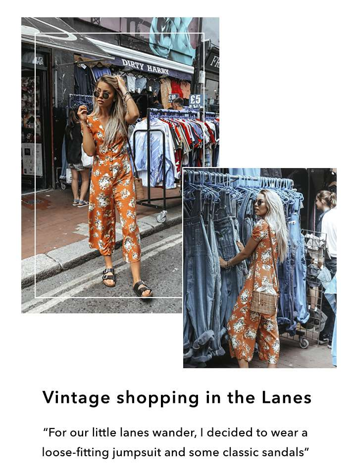 Vintage Shopping In The Lanes
