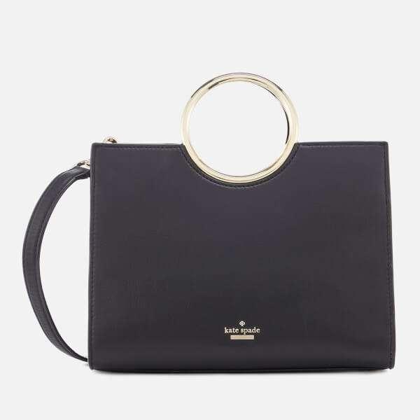 Kate Spade New York Women's Sam Satchel Bag - Black