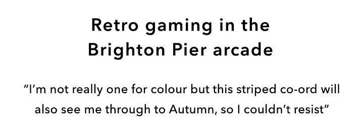 Retro Gaming In The Brighton Pier Arcade