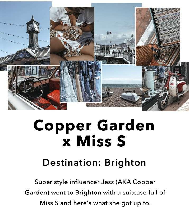 Copper Garden X Miss S