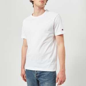 Champion Men's Short Sleeve T-Shirt - White