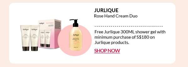 Shop Now: Jurlique Rose Hand Cream Duo