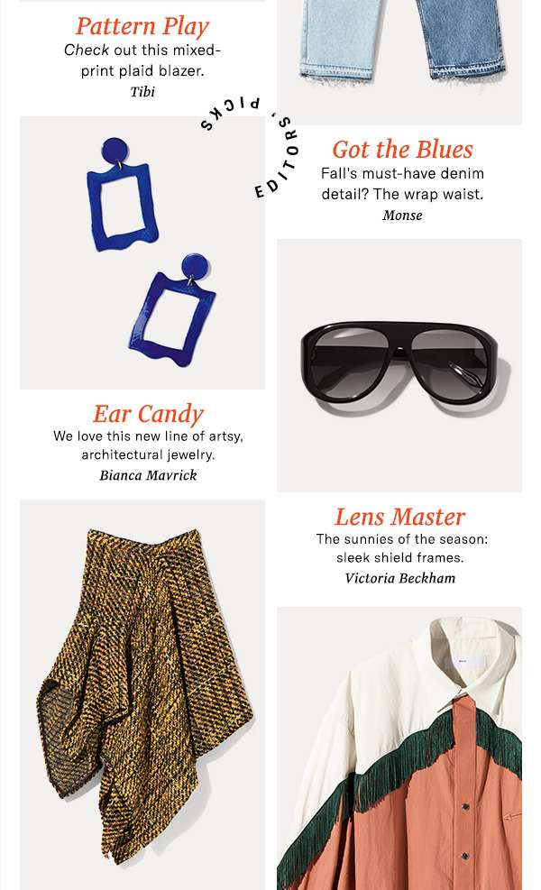 Covetable finds straight from our staffers' wish lists.