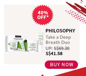 Buy Now: Philosophy Take a Deep Breath Duo