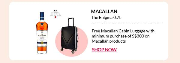 Shop Now: Macallan The Enigma 0.7L