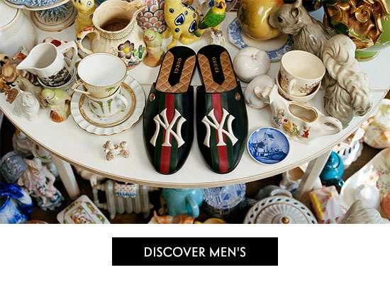 Discover Men's