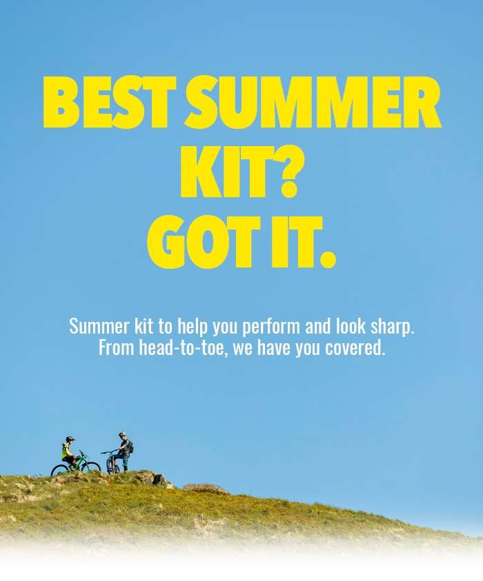 Exclusive Summer kit at a pretty sweet price
