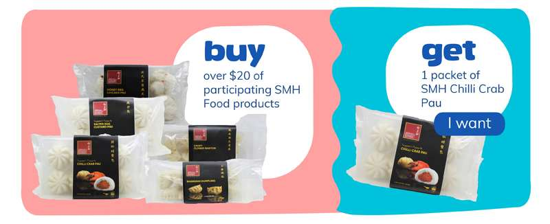 buy over $48 of participating FairPrice Housebrand products and FairPrice Nuts (worth $7.45). I want