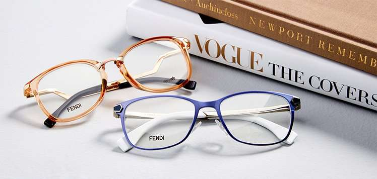 FENDI & More Designer Optical