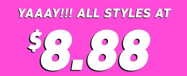 Yaaaay! All Styles