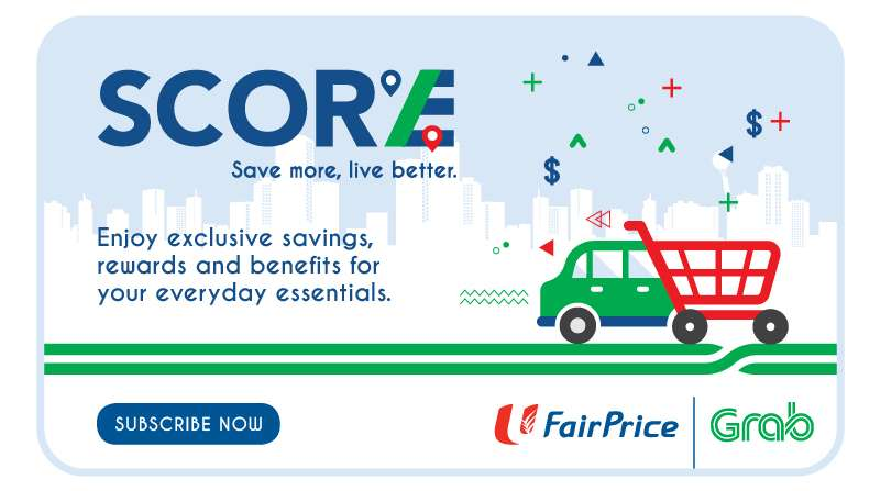 SCORE Save more, live better, Enjoy exclusive savings, rewards and benefits for your everyday essentials. subscribe Now