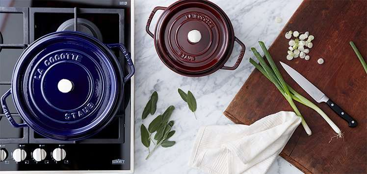 Staub & More Top Kitchen Brands