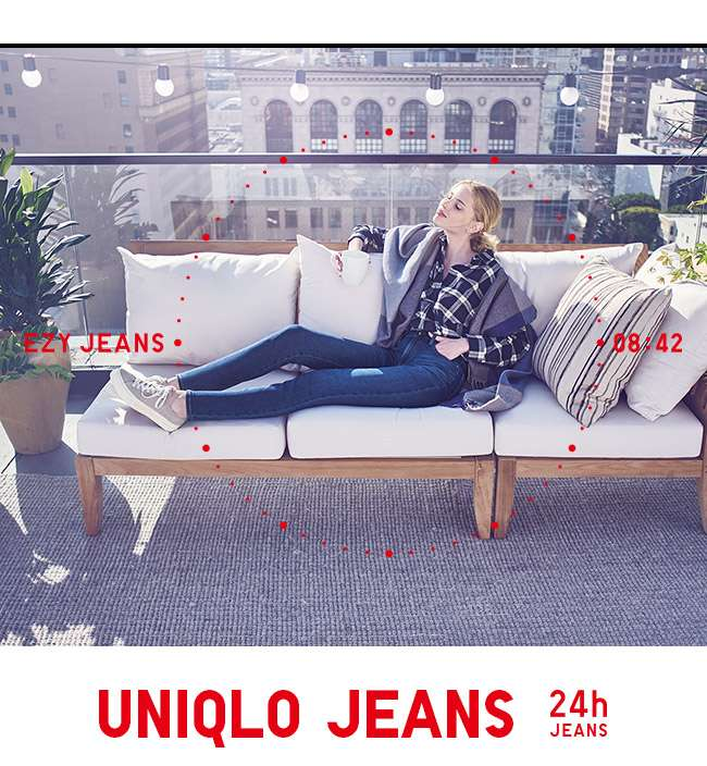 Women's EZY Jeans Collection