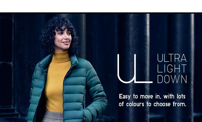 Women's Ultra Light Down Collection