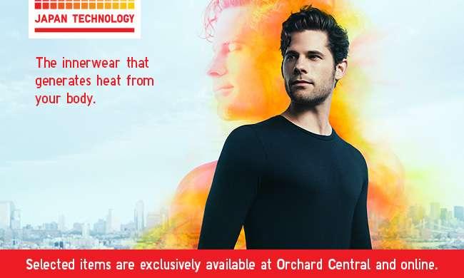 Men's Heattech Collection