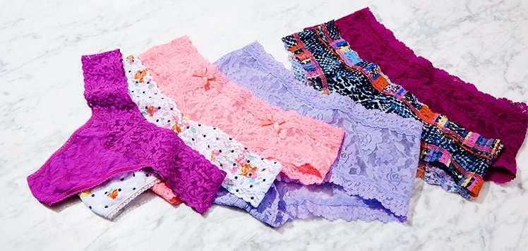 Top-Drawer Panties to Boyshorts