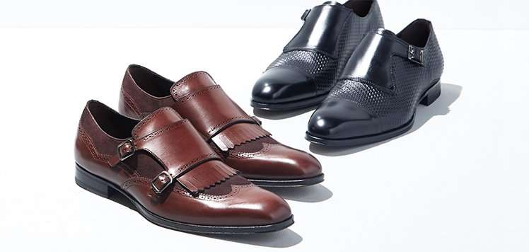 Dress Shoes Ft. Mezlan