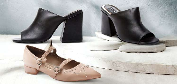 Trend-Focused Shoes Ft. Matisse