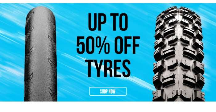 Up to 50% offTyres