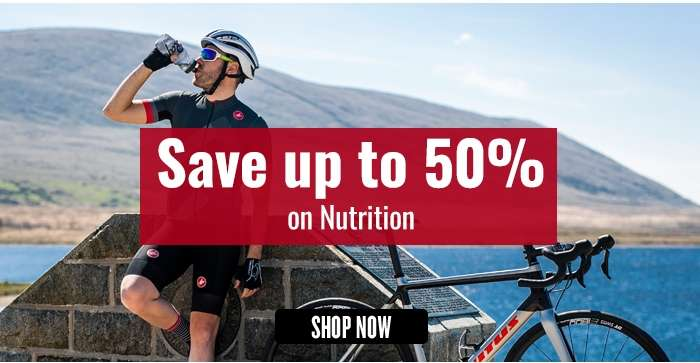 Save up to 50% on Nutrition