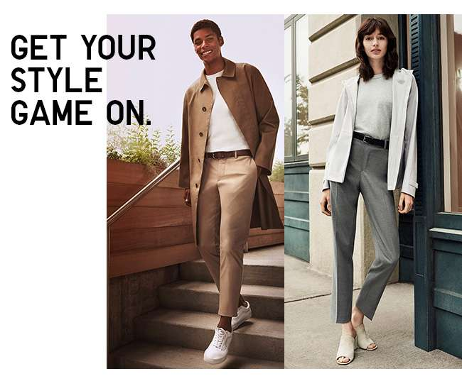 Get your style game on