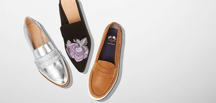 Shoes to Wear Now: Loafers & More