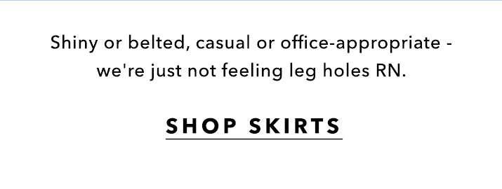 Nice Bit Of Skirt - Shop Skirts