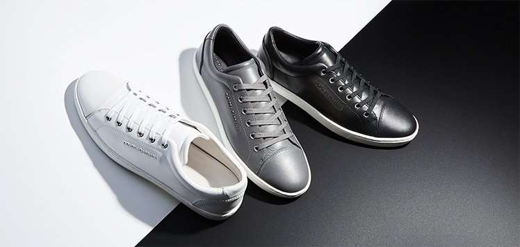 Luxe Sneakers With PT05