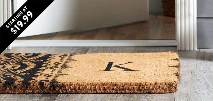 Welcoming Doormats