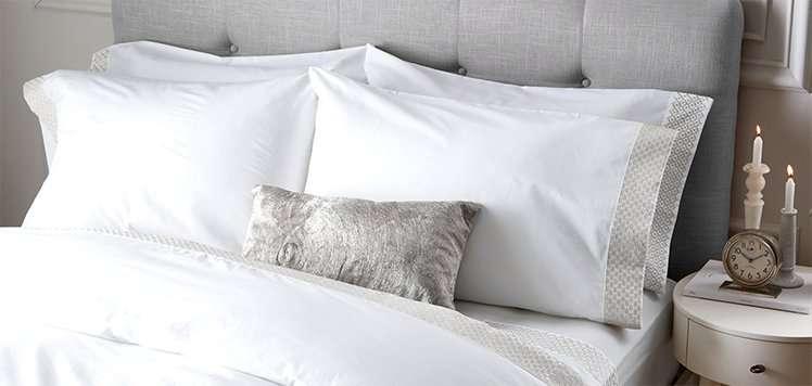 Maurizio Italy & More Luxe European Bedding