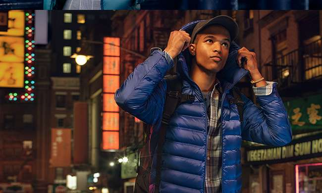 Men's Ultra Light Down Collection