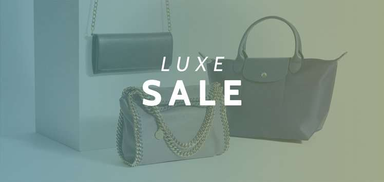 Up to 60% Off Luxe Accessories