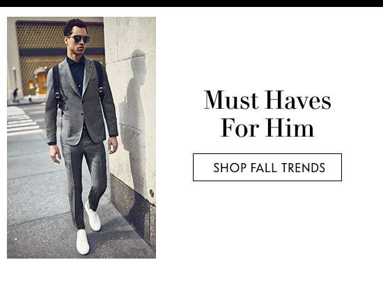 Shop Fall Trends