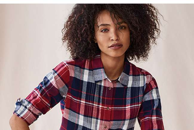Women's Flannel Collection