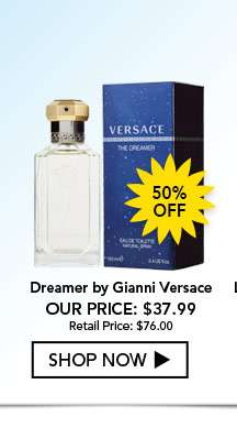 Shop Dreamer by Gianni Versace