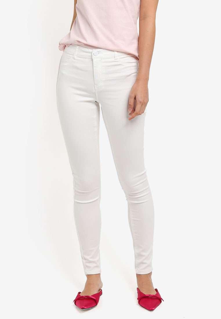 White Frankie Jeans
