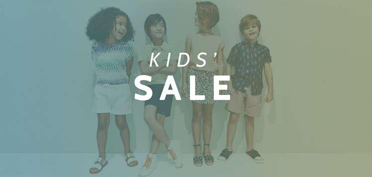 Up to 65% Off Kids' Closet