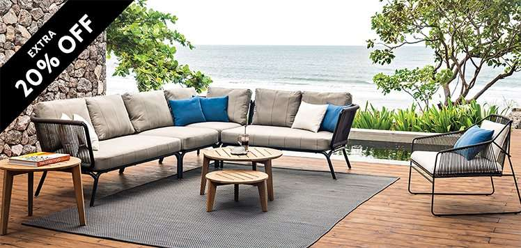 Outdoor Seating Event: Prices as Marked