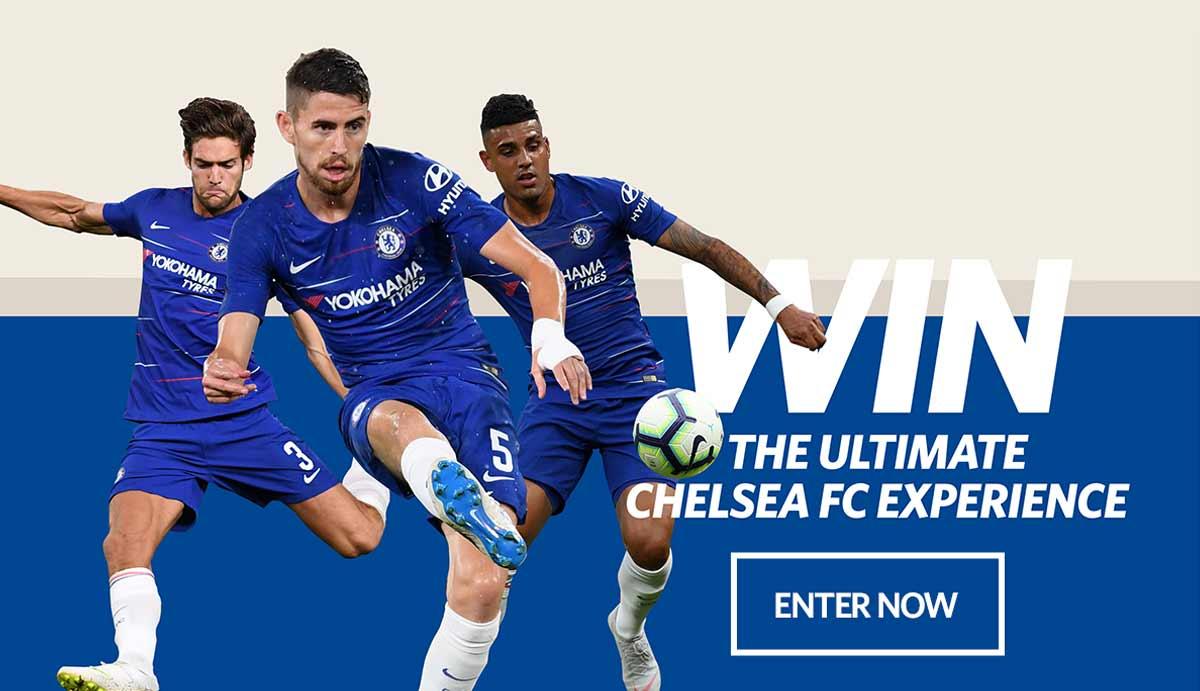 Win Chelsea FC Tickets