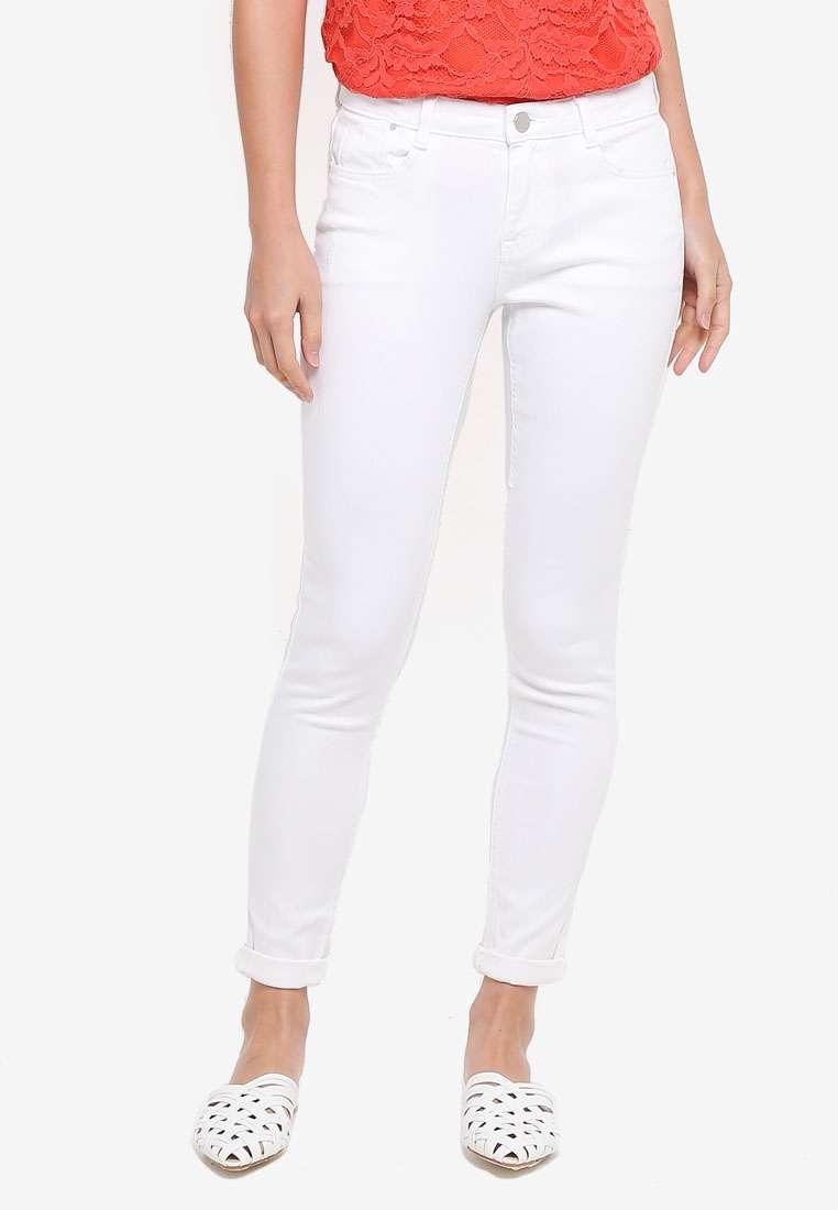 White Harper Jeans