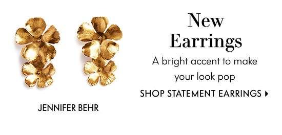 Shop Statement Earrings