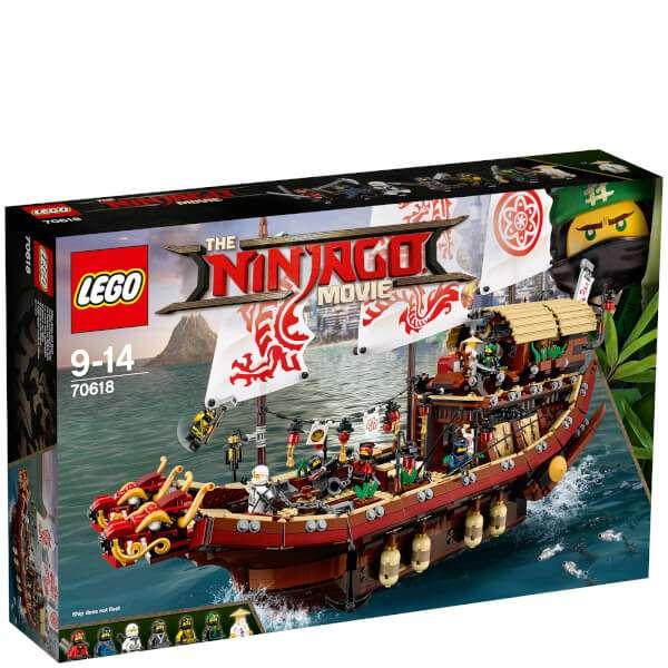 The LEGO Ninjago Movie: Destiny's Bounty (70618)