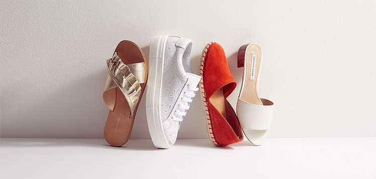 Shoe Staples With Saks Fifth Avenue