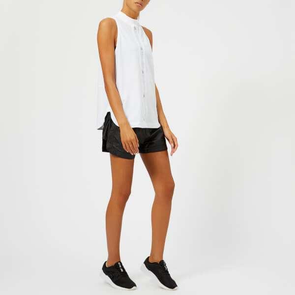 adidas by Stella McCartney Women's Train Mesh Tank Top - White