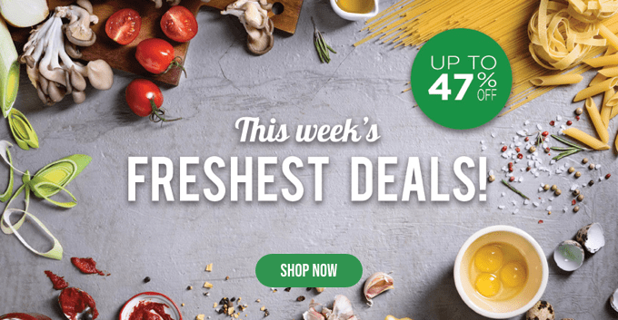 Deals to make your day