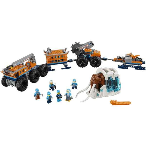 LEGO City: Arctic Scout Truck (60194): Image 21