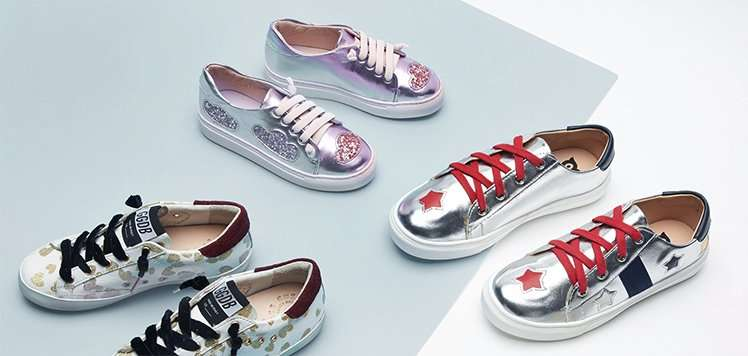 Trendsetting Kids' Shoes