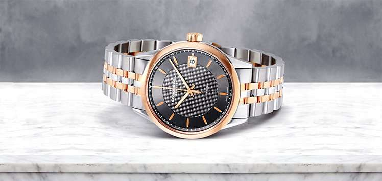 Timeless Watches With Raymond Weil